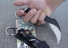 NEW Handmade Claw Karambit High carbon steel Hunting knife SF54