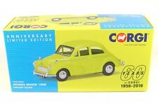 Corgi 60th Anniversario Vanguards 1/43 Morris Minor 1000 Autostrada Giallo