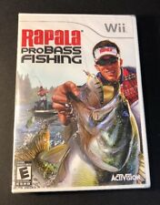 Rapala Pro Bass Fishing (Wii) NEW