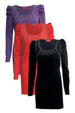 Unbranded Square Neck Patternless Mini Dresses for Women