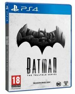 BATMAN: The Telltale Series (Playstation 4 PS4) BRAND NEW & SEALED