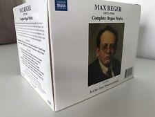Max Reger: Sämtliche Orgelwerke