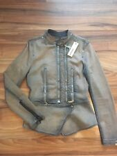 Diesel Jacket, Worn Look, Size S
