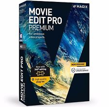 MAGIX Movie Edit Pro Premium 2017 for Windows - Professional Video Editing ✔NEW✔