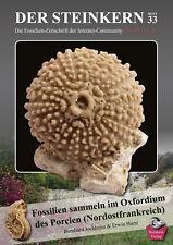 Der Steinkern Nr. 33: Ardennen Spezial - Seeigel etc. aus Frankreich (116 S.)