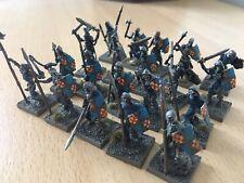 kings of war undead painted 65 figures mantic skeletons ghouls