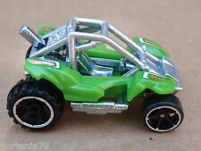 2010 Hot Wheels POWER SANDER from 5 Pack LOOSE Green