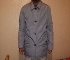 Tommy Hilfiger Tailored Trench Coat/Rain Coat Two in One Grey/Navy MAC