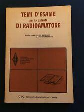 Neri e Pedretti Temi d'esame per la patente di radioamatore C&C