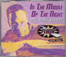 Flash - In The Middle Of The Night (New Remix-Version) - CDM- 1995 Eurodance 4TR