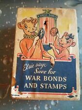 Bordens Elsie the cow War bonds and stamp bank
