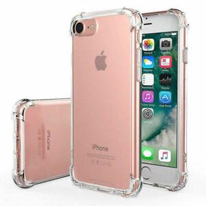 iPhone 11 11 Pro Max XS XR X 7 8 Plus silicon soft bumper clear case