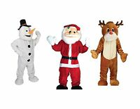 SALE Christmas Full Body Mascot Costume Fancy Dress Promotions Events