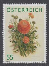 Austria Austria 2008 ** mi.2760 flores Flowers flora ranunkel