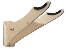 Talic Brw1 Bike Rack - Wall Mounted Wooden Storage Rack