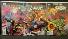Mighty Avengers (Marvel 2007) 16 Issue Lot #21-36 VF/NM