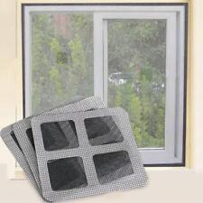 10pcs Anti-Fly Anti-mosquito Window Screen Repair Tape Patch Kit Adhesive