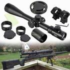 Outdoor Hunting Extreme Tactical 10-40x50ESF SWAT IR ZOS Rifle Scope +11mm Mount