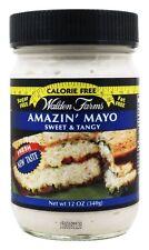 Walden Farms - Calorie Free Amazin' Mayo Sweet & Tangy - 12 oz.