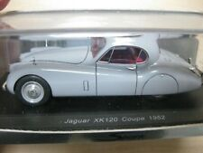 Jaguar XK120 Coupe 1952 model 1/43 Spark Grey S2109