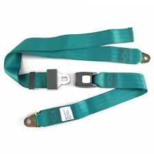 2pt Aqua Lap Seat Belt Standard Buckle - Each rod street