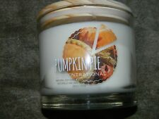 Scentsational  Natural Soy Scented Candle 26 oz.  --   Pumpkin Pie   --