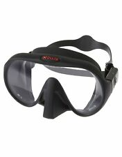 Hollis M 1 Frameless Technical Scuba Diving and Snorkeling Mask