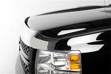 Element Chrome Hood Shield Fits Chevy Silverado Heavy Duty 2011 2012 2013 2014