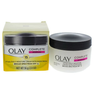 Olay Complete Daily Moisturizer SPF 15 2 oz 59.0 ml Skincare
