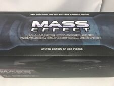MASS EFFECT ALLIANCE CRUISER RARE LIMITED GUNMETAL EDITION LTD 250 NYCC 2014