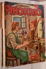 LE AVVENTURE DI PINOCCHIO Storia di un burattino C Collodi Lucchi 1957 Narrativa