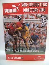 Non-League Club Directory: 2009 by Tony Williams (Paperback, 2008)