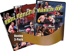 Punch Up 3 Pack (DVD, 2007, 3-Disc Set)-New w/Free Shipping!