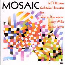 Mosaic - Hittman, Jeff/YOSHITAKA UEMATSU MINT (CD 1991)
