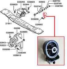 Per Mitsubishi L200 Pajero Motore Scatola Del Cambio Montaggio trasferimento GEAR TAPPO Montaggio