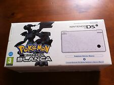 NINTENDO DSi POKEMON EDICION BLANCA LIMITED EDITION (NEW)