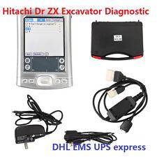 Latest version Hitachi Dr ZX Excavator Diagnostic Scanner Tool express ship