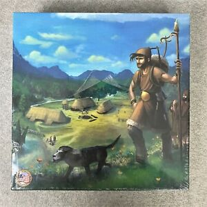 Epoch: Early Inventors Bard Game New Distressed
