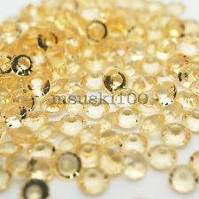 1000 Diamond Table Confetti Scatter Crystal Diamante Party Decoration 4.5 - 10mm