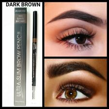 Waterproof Professional thin Microblading tattoo Eyebrow Pencil DARK  BROWN