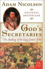 God's Secretaries: The Making of the King James Bible Nicolson, Adam Paperback