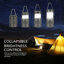 Costech CTCLL4P Cob Collapsible Hanging Lamp for Hiking - Pack of 4