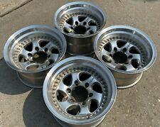 15 Enkei Super Violence 6x1397 6x55 Toyota Nissan Wheels Rims 15x85 27 Jdm