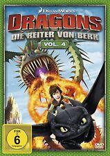 DRAGONS, Die Reiter von Berk Vol. 4 (DVD) NEU+OVP