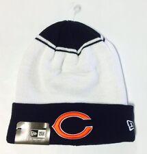 Chicago Bears Knit Beanie Winter Hat Toque Skull Cap - NE Cuffed