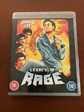 LEGACY OF RAGE - Brandon Lee - Import inedito