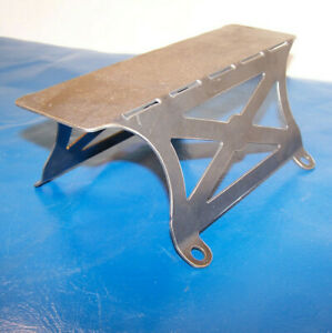 """SHELDON MACHINE Tunnel Mount Shifter Stand for Auto Trans Racing 3.5"""" Short  NEW"""