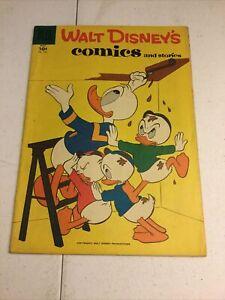 Walt Disney's Comics And Stories 212 Vg+ Very Good+ 4.5 Dell Comics Golden Age