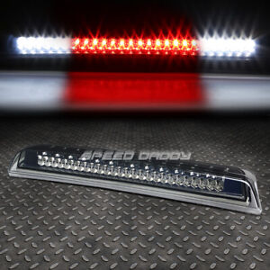FOR 04-15 NISSAN TITAN FRONTIER LED THIRD 3RD TAIL BRAKE LIGHT CARGO LAMP SMOKED