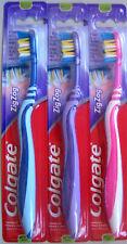 5 Stück Colgate Zig Zag Medium Zahnbürste Zahnbürsten Zahn Bürste